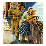 """Shooting Gallery""  September 12  1953"