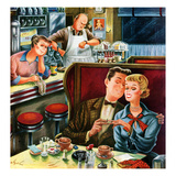 &quot;Diner Engagement&quot;  July 15  1950