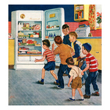 &quot;Refrigerator Raid&quot;  February 19  1955