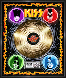 "KISS - ""Sonic Boom"" Gold LP"