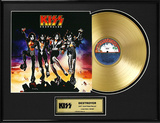 "KISS - ""Destroyer"" Gold LP"