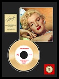 Marilyn Monroe - &quot;Diamonds Are A Girls Best Friend&quot; Gold Record
