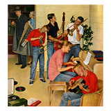 """Jam Session""  October 23  1954"