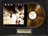 Bon Jovi Gold LP