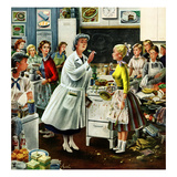 """Home Ec""  February 28  1953"