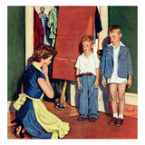 """Suiting Her Sons""  September 20  1952"