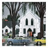 """""""Sunday Rain""""  May 24  1958"""