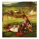 &quot;Dog Days of Summer&quot;  June 25  1955
