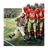 """Five Yard Penalty""  December 5  1959"