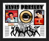 Elvis Presley - Jailhouse Rock Gold 45