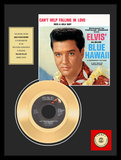 "Elvis Presley - ""Can't Help Falling in Love"" Gold Record"
