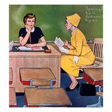 """Parent - Teacher Conference""  December 12  1959"