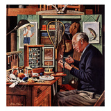 &quot;Tying Flies&quot;  March 4  1950