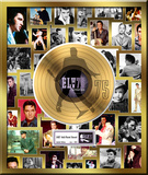Elvis Presley - 75 Anniversary Gold LP