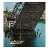 """Drawbridge""  September 22  1956"
