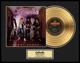 "Cinderella - ""Night Songs"" Gold LP"