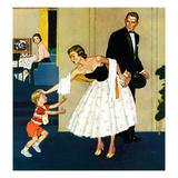 """Formal Hug""  February 15  1958"
