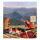 &quot;Lookout Point&quot;  July 18  1953