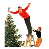&quot;Topping the Tree&quot;  December 28  1957