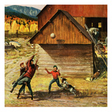 &quot;Ranch Basketball&quot;  November 11  1950