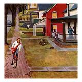 """Paperboy""  April 14  1951"