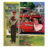 """Boarding the Dog""  August 24  1957"