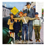 """Crossing Guard""  September 6  1952"