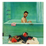"""Quarterback in the Tub""  November 15  1952"