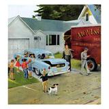 """""""Moving Day""""  September 29  1956"""