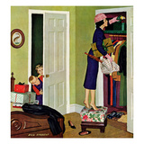 &quot;Hiding the Presents&quot;  December 7  1957