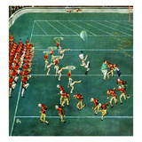 &quot;Marching Band at Halftime&quot;  November 20  1954