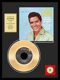 Elvis Presley - &quot;Are You Lonesome Tonight&quot; Gold Record