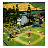 """Family Baseball""  September 2  1950"