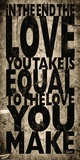 Love Equal You