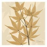 Leaves Galore on Beige