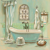 Glass Tile Bath I