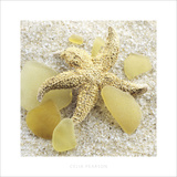 Sea Glass  Yellow