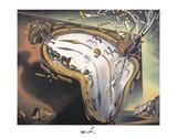 Explosion Reproduction d'art par Salvador Dalí