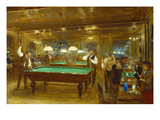 Billiards; Le Billard