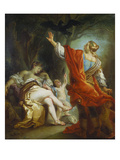Apollo Slaying Coronis