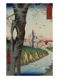 Koganei in Musashi Province  from the Series &#39;Thirty-Six Views of Mt Fuji&#39;