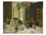 The Dining Room; La Salle a Manger