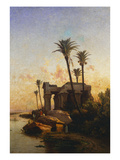 A Temple on the Nile