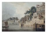 Dasasvamedha Ghat  Benares (Varanasi)  Uttar Pradesh