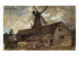 Blatchington Mill Near Brighton  1825