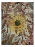Solar Eclipse; Sonnenfinsternis Giclée par Paul Klee