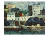 The Seine at Passy