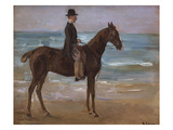 A Rider on the Shore
