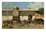 Oriental Market; Mercato Orientale