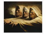 The Three Witches  or the Weird Sisters